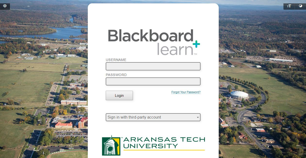 ATU Blackboard Login