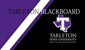 Tarleton Blackboard Login