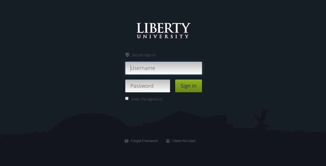 Liberty Blackboard Login