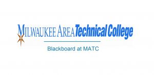 MATC Blackboard Login
